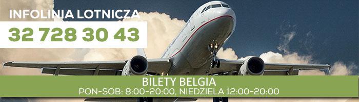 tanie połączenia lotnicze polska bruksela